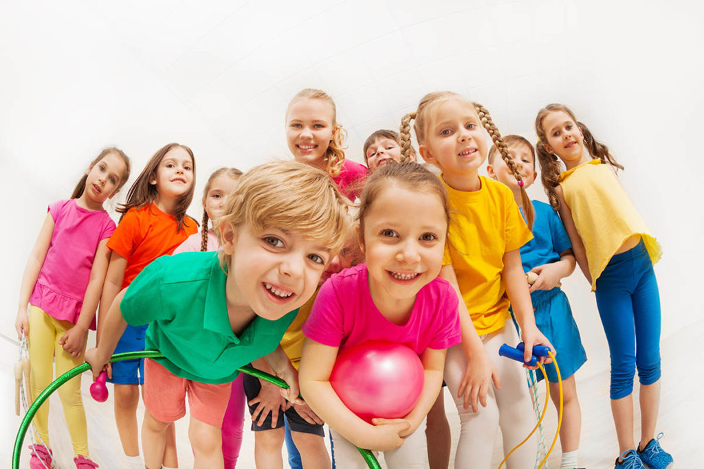 Children's Holiday Camps
